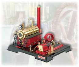 Wilesco Steam Engine D21.Free UK delivery !